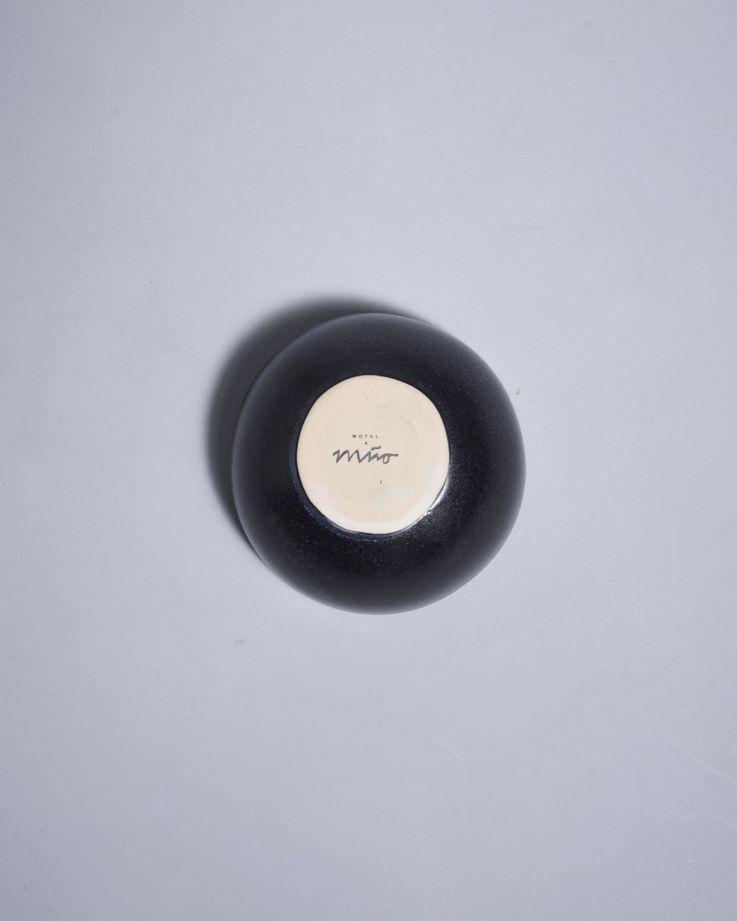 Turmalina Müslischale klein schwarz 4