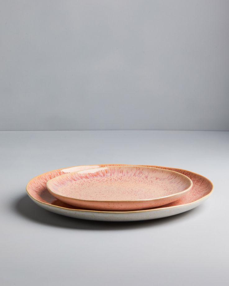Areia Teller gross pink 4