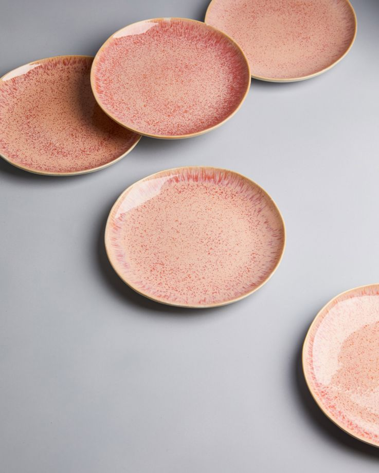 Areia Teller klein pink 4