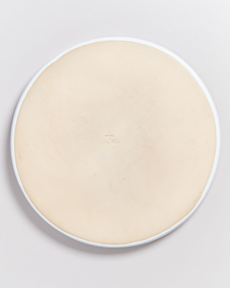 Cordoama Teller groß aqua 5