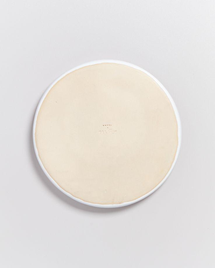 CORDOAMA – Plate small azure 4