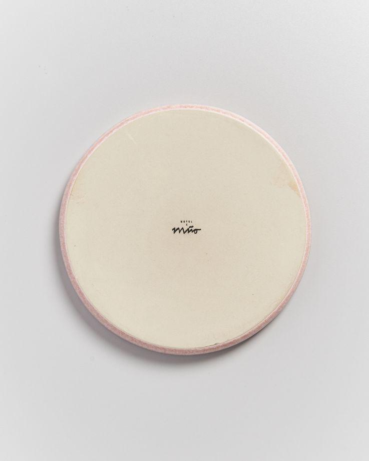 MACIO - Plate small rose 4