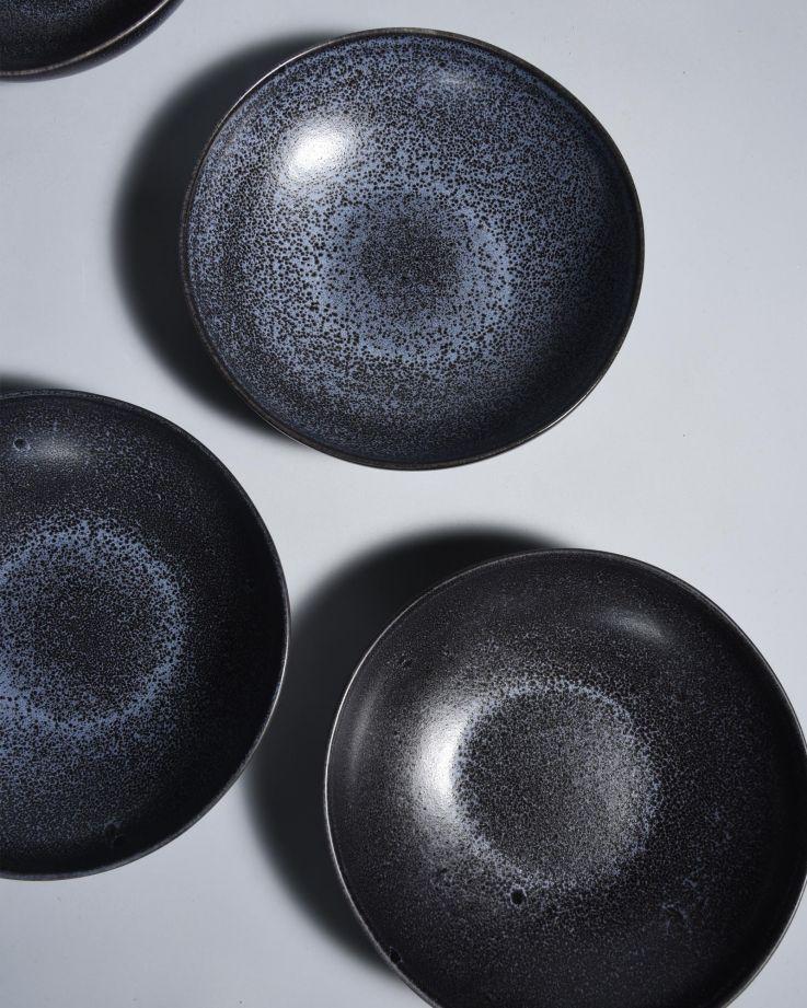 Turmalina Pastateller schwarz 5