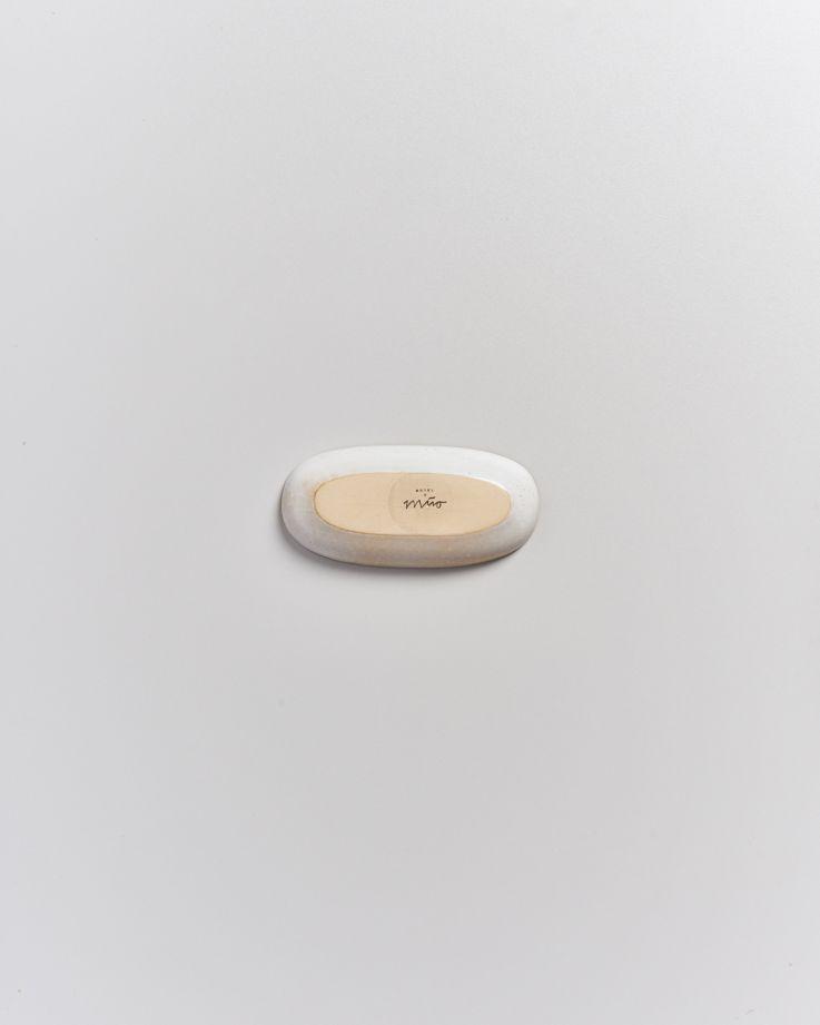 Areia Servierplatte S mit Goldrand mint 6