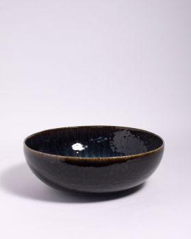 Alachofra Servierschale schwarz